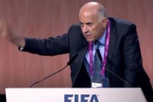 팔레스타인의 절규 FIFA 총회에 울려 퍼졌지만
