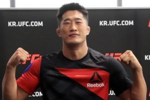 """UFC 아시아 최다승 도전…김동현 """"한국서 타이틀 매치 꿈꾼다"""""""