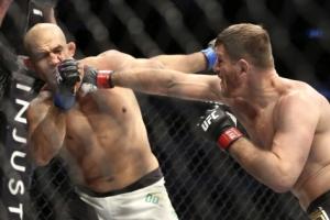 [영상] 미오치치, UFC21서 타이틀 방어 성공