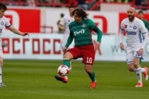 43세 러 축구 노장 '두 번째 은퇴 경기'