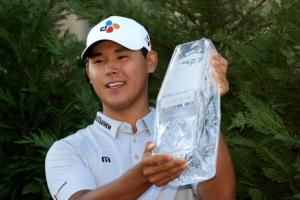 """미국 골프채널 """"김시우 PGA투어 우승은 트럼프 당선만큼 놀라운 일"""""""