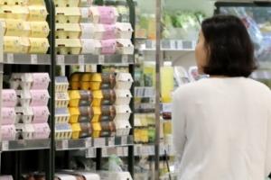 오징어 50%↑, 삼겹살 26%↑, 계란 33%↑…생필품가격 고공행진