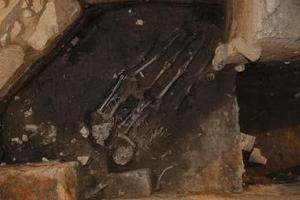 경주 월성서 제물로 사람 묻었다…성벽서 국내 첫 인골 출토