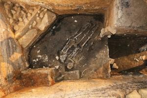 1500년 전 신라, 제물 흔적 인골… '에밀레종 설화' 우연은 아니었네!