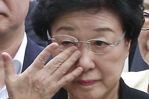 """""""한명숙에게 돈 줬다""""… 한만호 전 대표 위증으로 징역 2년 확정"""