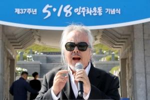"""전인권 """"'님을 위한 행진곡' 국민의 한 사람이니까 부른다"""""""