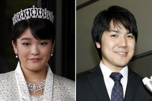 '바다의 왕자'와 약혼하는 일왕 장손녀 마코 공주