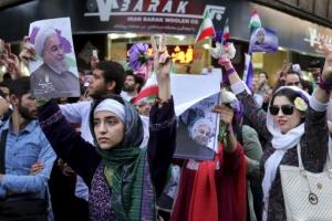 이란 대선, 개혁파도 막판 단일화… 로하니 재선 탄력받나