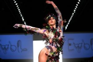 '꽃 피어나는 패션'