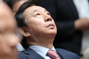 """'자유한국당 복당' 김성태 """"바른정당은 면피용 정당"""""""