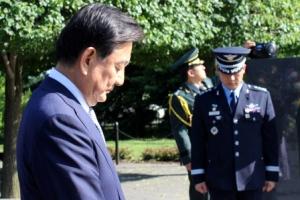 홍석현 특사, 美국무부·의회에 '대북·사드정책' 설명