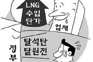 [경제 블로그] 새정부 '탈석탄·탈원전' 정책 글로벌 LNG가격 뒤흔들까요
