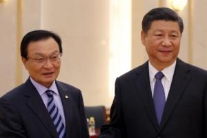 """시진핑, 이해찬 특사 접견 """"중국도 한·중 관계 중시"""""""