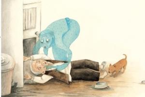 [이주의 어린이 책] 귀향 못한 할아버지와 귀신의 기묘한 동거