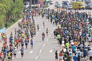 (영상) '제16회 서울신문 하프마라톤대회' 개최