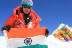 인도 37세 여성이 닷새 간격으로 에베레스트 연거푸 등정 성공