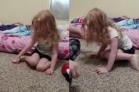 진드기 물린 3살 여아에게 일어난 증상