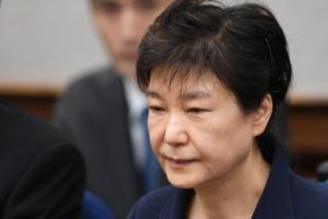 청와대, 박근혜 전 대통령 첫 재판에 입장 내놓지 않아
