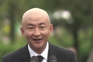 """김어준, '삭발 노건호'에 """"정치를 해도 걸물 될 것"""""""