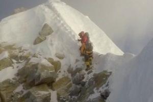 """에베레스트 힐러리 스텝 정말 사라졌나? 네팔 산악인들은 """"No"""""""