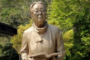 박경리 작가 동상 러시아 건립… 서울 푸시킨 동상에 화답 차원