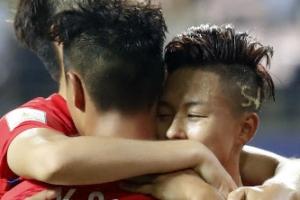 U-20 월드컵, 한국 16강 진출 확정…아르헨티나전 2-1 승리