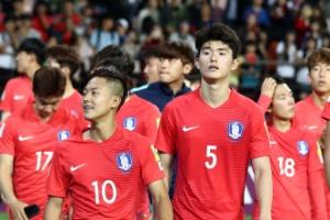U-20 한국, 아르헨티나 꺾고 16강 진출…이승우·백승호 연속 골