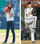 모델 한혜진-야구선수 차우…