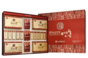 농협홍삼, 국산 6년근 홍삼 다양하게 즐기는 '연홍세트'
