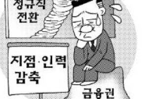 """[경제 블로그] 명퇴로 인건비 줄인 금융권 """"정규직 전환 어쩌나"""""""