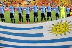 [U-20 월드컵] 우루과이-일본 경기서 '칠레' 국가가…어이없는 실수