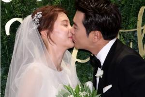 [포토] 주상욱♥차예련, 행복한 키스