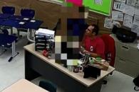 """""""사탕 주겠다""""…교실서 학생 성추행한 美 교사"""