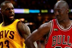 [NBA] 르브론, 통산 PO 득점 MJ 넘어섰는데 남은 '산'들은