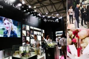 2017 중국 상해 미용 박람회, 국내 업체 '비브라스' 참여
