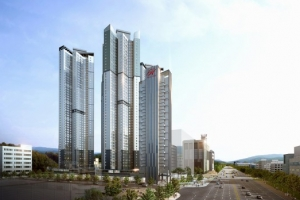'힐스테이트 아티움시티', 팔용동 일대 개발사업 최대수혜 단지로 주목