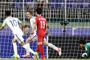 U20월드컵 한국, 잉글랜드에 0-1…조2위로 16강 진출