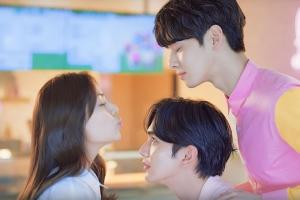유승호·차은우와 키스를? 배스킨라빈스 새 광고 화제