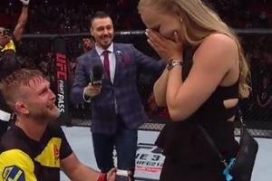 [UFC] 구스타프손, 테세이라에 KO 승 '어퍼컷으로 쟁취한 사랑'