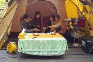 초안산 캠핑장 6월1일 오픈…놀이터에 야외스파까지