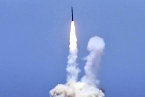 [영상] 美, 북한 미사일 요격시험 성공...영상 1분9초부분 장면이