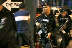 필리핀 마닐라 총격·방화…한국인 1명 등 37명 숨져