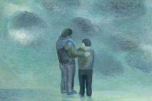 [그림과 詩가 있는 아침] 유월/유홍준