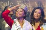 티벳 최고 미인의 환한 미…