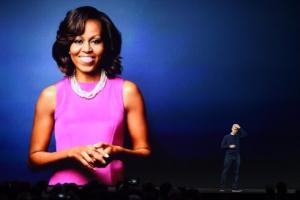 애플, WWDC 2017에 미셸 오바마 초청…트럼프와 각 세우나
