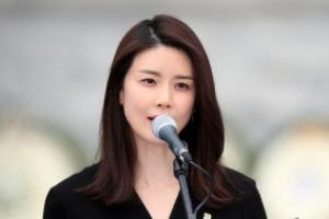 배우 이보영, 현충일 추모헌시 낭독 [영상]