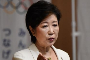 '아베 스캔들' 속 자민당 피곤증…도쿄지사의 신당 지지율 급상승