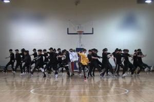 역대급 칼군무…방탄소년단 '낫 투데이' 안무 영상