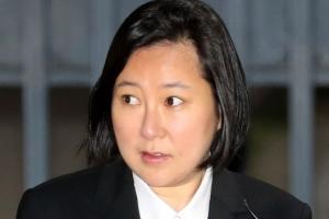 '우병우 재판' 증인으로 나서는 장시호…만기출소 후 첫 법정 출석