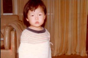 싸이, 어린 시절 사진 공개